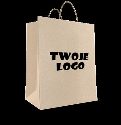 torba papierowa brązowa